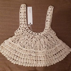 Millau Small Crochet Top